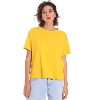 Abbigliamento Donna T-shirt maniche corte Invicta 4451248/D Giallo