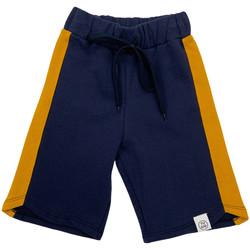 Abbigliamento Unisex bambino Shorts / Bermuda Naturino 6001022 01 Blu