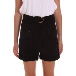 Abbigliamento Donna Shorts / Bermuda Gaudi 111BD25033 Nero
