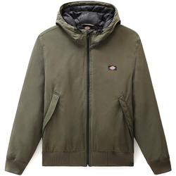 Abbigliamento Uomo Giacche Dickies DK0A4XG8MGR1 Verde