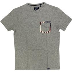 Abbigliamento Uomo T-shirt maniche corte Woolrich ATRMPN-29091 Grigio