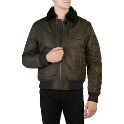 Abbigliamento Uomo Giubbotti Calvin Klein Jeans - k10k102606 Marrone