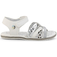 Scarpe Bambina Sandali Shone - 7193-021 Bianco