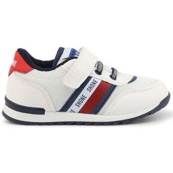 Scarpe Unisex bambino Sneakers basse Shone - 47746 Bianco