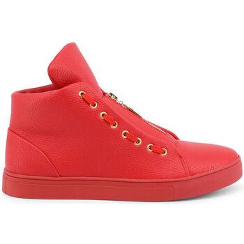 Scarpe Uomo Sneakers alte Duca Di Morrone - dustin Rosso