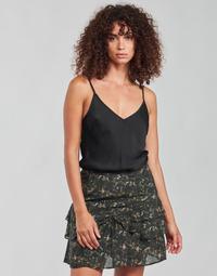 Abbigliamento Donna Top / Blusa Ikks BN11265 Nero