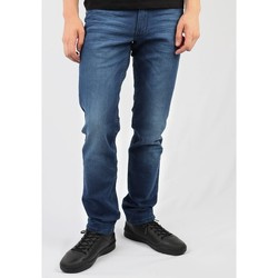 Abbigliamento Uomo Jeans dritti Wrangler Greensboro W15QEH76 blue