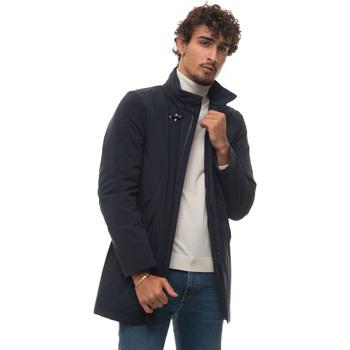 Abbigliamento Uomo giacca a vento Fay NAM6143023STIBU807 Blu
