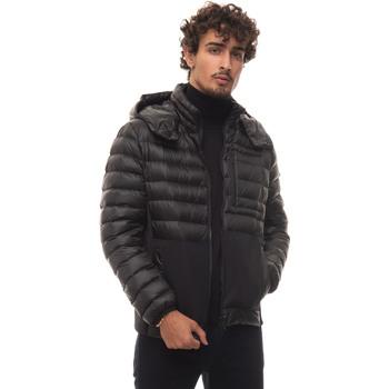Abbigliamento Uomo Piumini Hogan KJM32432010GOSB999 Nero