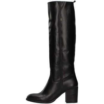 Scarpe Donna Stivali Dakota Boots DKT8 NERO