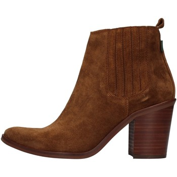 Scarpe Donna Stivaletti Dakota Boots DKT24 MARRONE