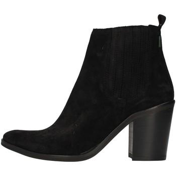 Scarpe Donna Stivaletti Dakota Boots DKT24 NERO