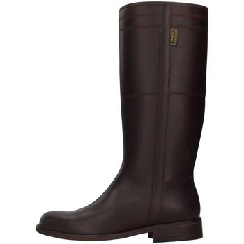 Scarpe Donna Stivali Dakota Boots 300-LU CUOIO
