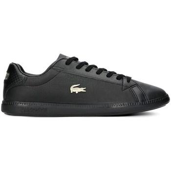 Scarpe Uomo Sneakers basse Lacoste Graduate Nero