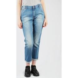 Abbigliamento Donna Jeans slim Lee Logger L315DOET blue
