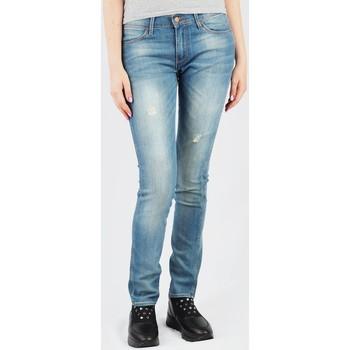 Abbigliamento Donna Jeans slim Wrangler Corynn W25FJJ59B blue