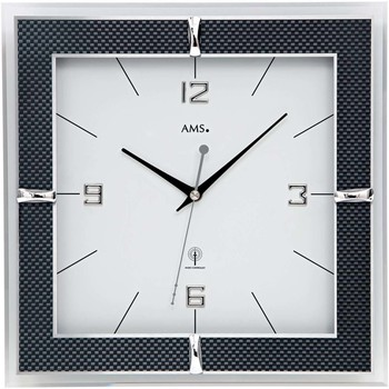 Casa Orologi Ams 5855, Quartz, White, Analogue, Modern Bianco