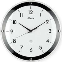 Casa Orologi Ams 5906, Quartz, White, Analogue, Modern Bianco