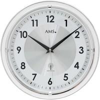 Casa Orologi Ams 5945, Quartz, Silver, Analogue, Modern Argento