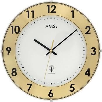 Casa Orologi Ams 5947, Quartz, White/Gold, Analogue, Modern Altri