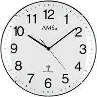 Casa Orologi Ams 5960, Quartz, White, Analogue, Modern Bianco
