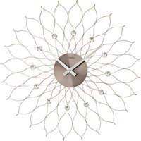 Casa Orologi Ams 9608, Quartz, Silver, Analogue, Modern Argento