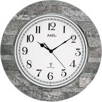 Casa Orologi Ams 5570, Quartz, White, Analogue, Modern Bianco