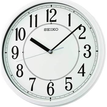 Casa Orologi Seiko QXA756H, Quartz, White, Analogue, Modern Bianco