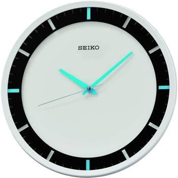 Casa Orologi Seiko QXA769W, Quartz, White, Analogue, Modern Bianco