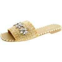 Scarpe Donna Ciabatte Gold&gold GK95 Rosa