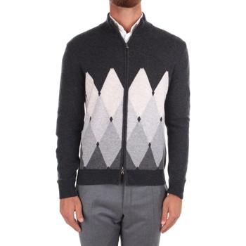 Abbigliamento Uomo Gilet / Cardigan Ballantyne T2K036 7K0A8 Multicolore
