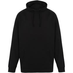 Abbigliamento Felpe Skinni Fit SF527 Nero