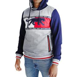 Abbigliamento Uomo Felpe Airness CAYLER-HOODY Grigio