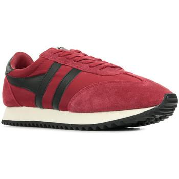 Scarpe Uomo Sneakers basse Gola Boston 78 Rosso