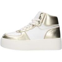 Scarpe Donna Sneakers alte Windsor Smith WSPTHRIVE ORO