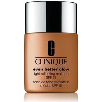 Bellezza Donna Fondotinta & primer Clinique Maquillaje Even Better Glow  WN 114 Golden - 30ml. Maquillaje Even Better Glow  WN 114 Golden - 30ml.