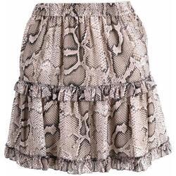 Abbigliamento Donna Gonne MICHAEL Michael Kors MU1701S2DR/223 Bianco