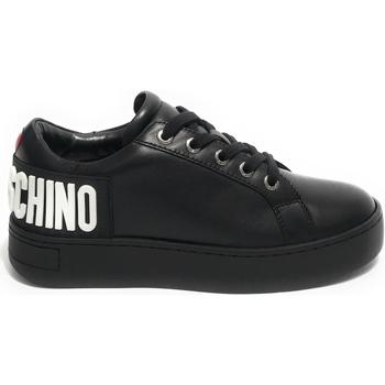 Scarpe Uomo Sneakers basse Moschino D22MO09 Black