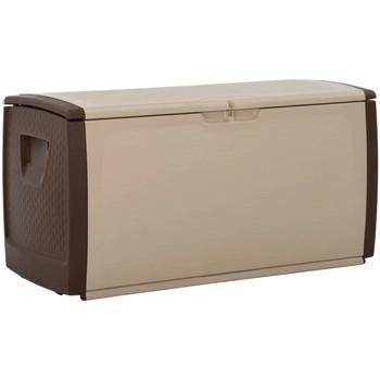 Casa Bauli, scatole di immagazzinaggio VidaXL Contenitore Marrone