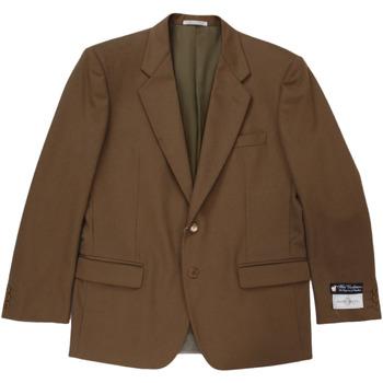 Abbigliamento Uomo Giacche da completo Browngreen ATRMPN-29304 Verde