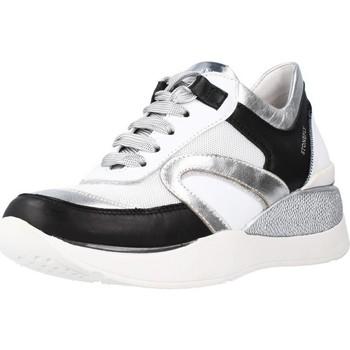 Scarpe Donna Sneakers basse Stonefly ELETTRA 23 NAPPA Bianco