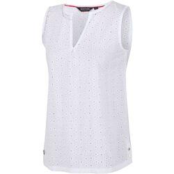 Abbigliamento Donna Top / Blusa Regatta  Bianco