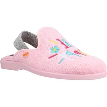 Scarpe Bambina Pantofole Vulladi 4101 052 Rosa