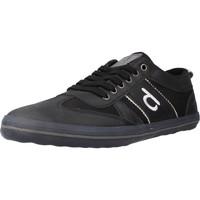 Scarpe Uomo Sneakers basse Duuo PERE 01 Nero