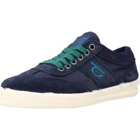 Scarpe Uomo Sneakers basse Duuo NEW PERE 03 Blu