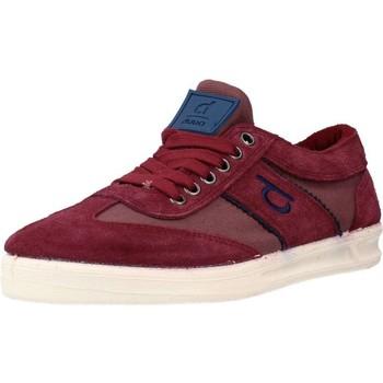 Scarpe Donna Sneakers basse Duuo NEW PERE 05 Rosso