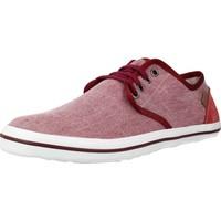 Scarpe Donna Sneakers basse Duuo GONZALO 13 Rosso