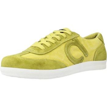 Scarpe Donna Sneakers basse Duuo M0OD 025 Giallo