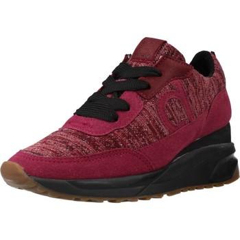 Scarpe Donna Sneakers basse Duuo RAVAL 018 Rosso