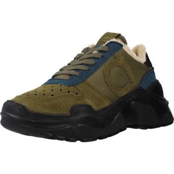 Scarpe Donna Sneakers basse Duuo TALK 016 Verde